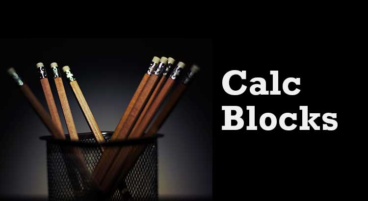 eye catch image for CalcBlocks